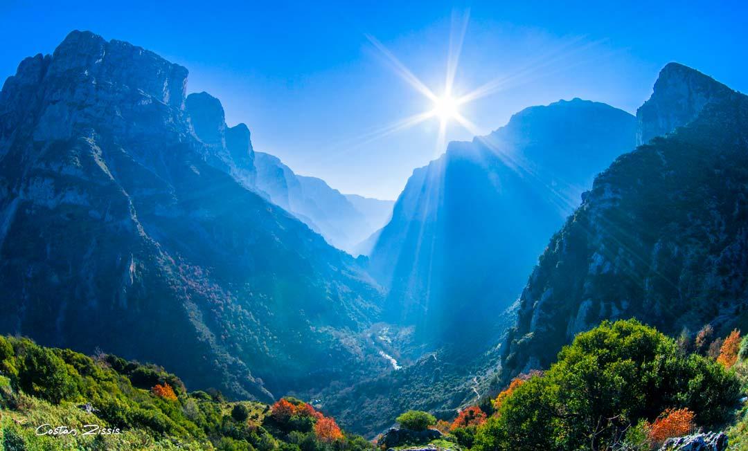 Zagori, Griechenland