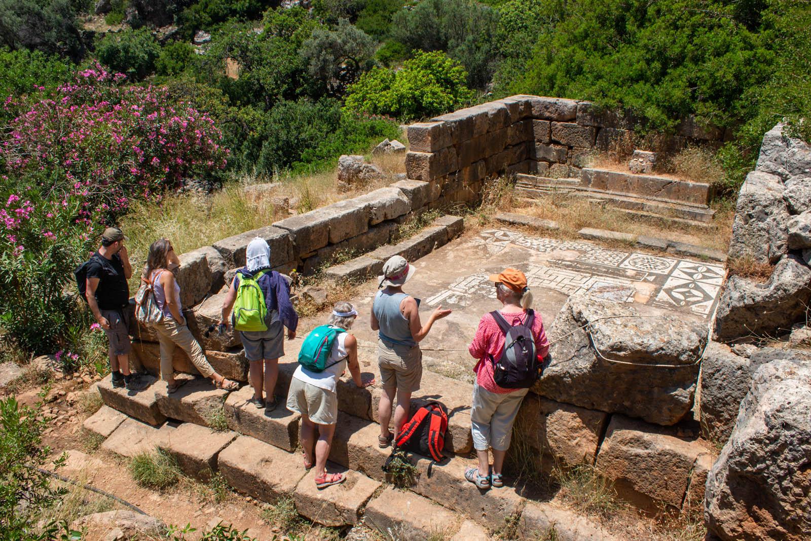 Qigong Seminar Kreta