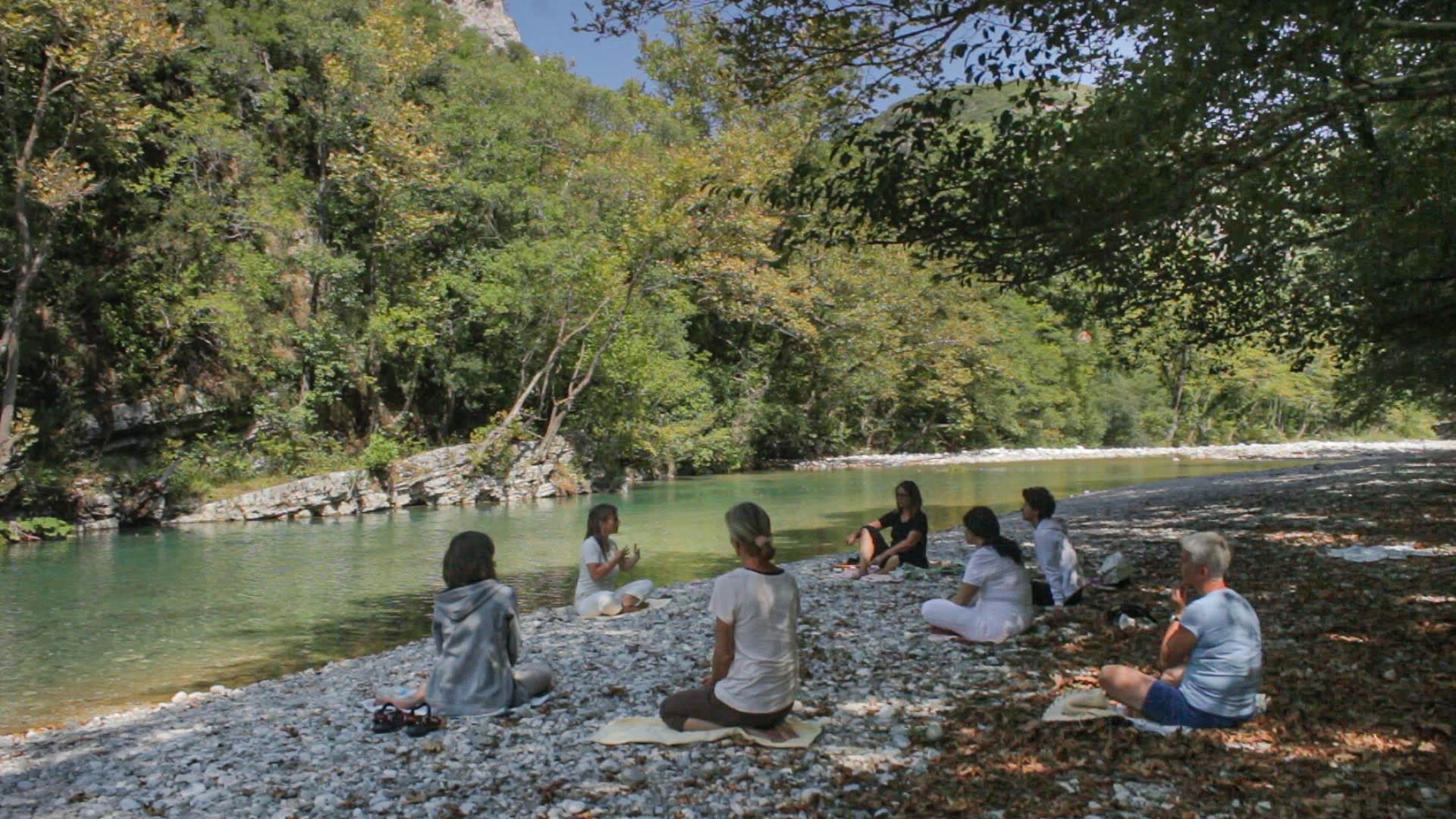 Qigong Seminar Griechenland