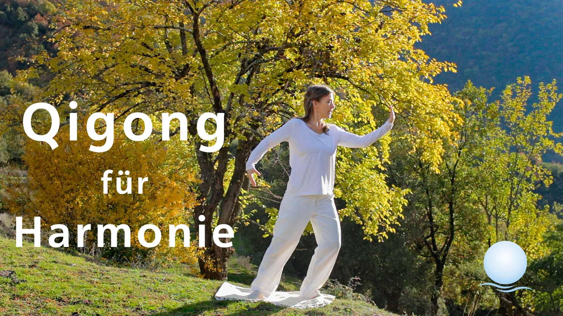 Qigong harmony