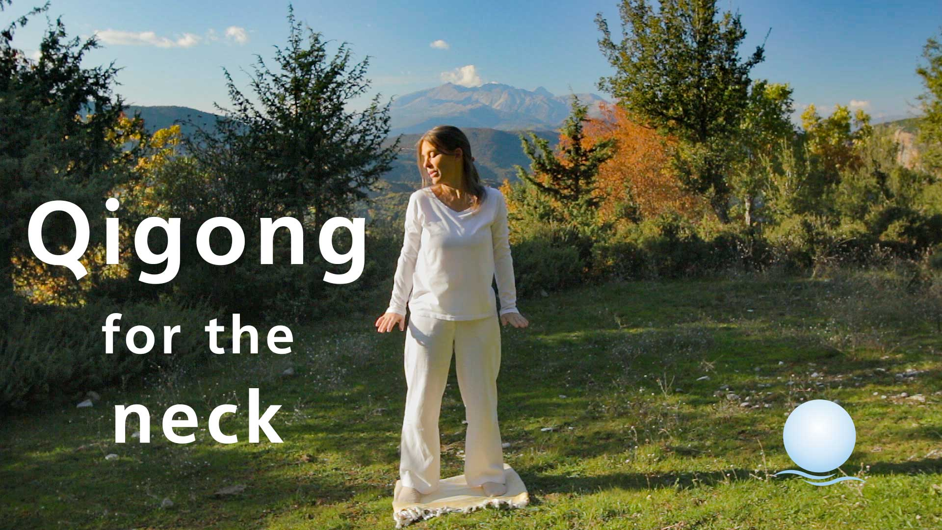 Qigong for the neck