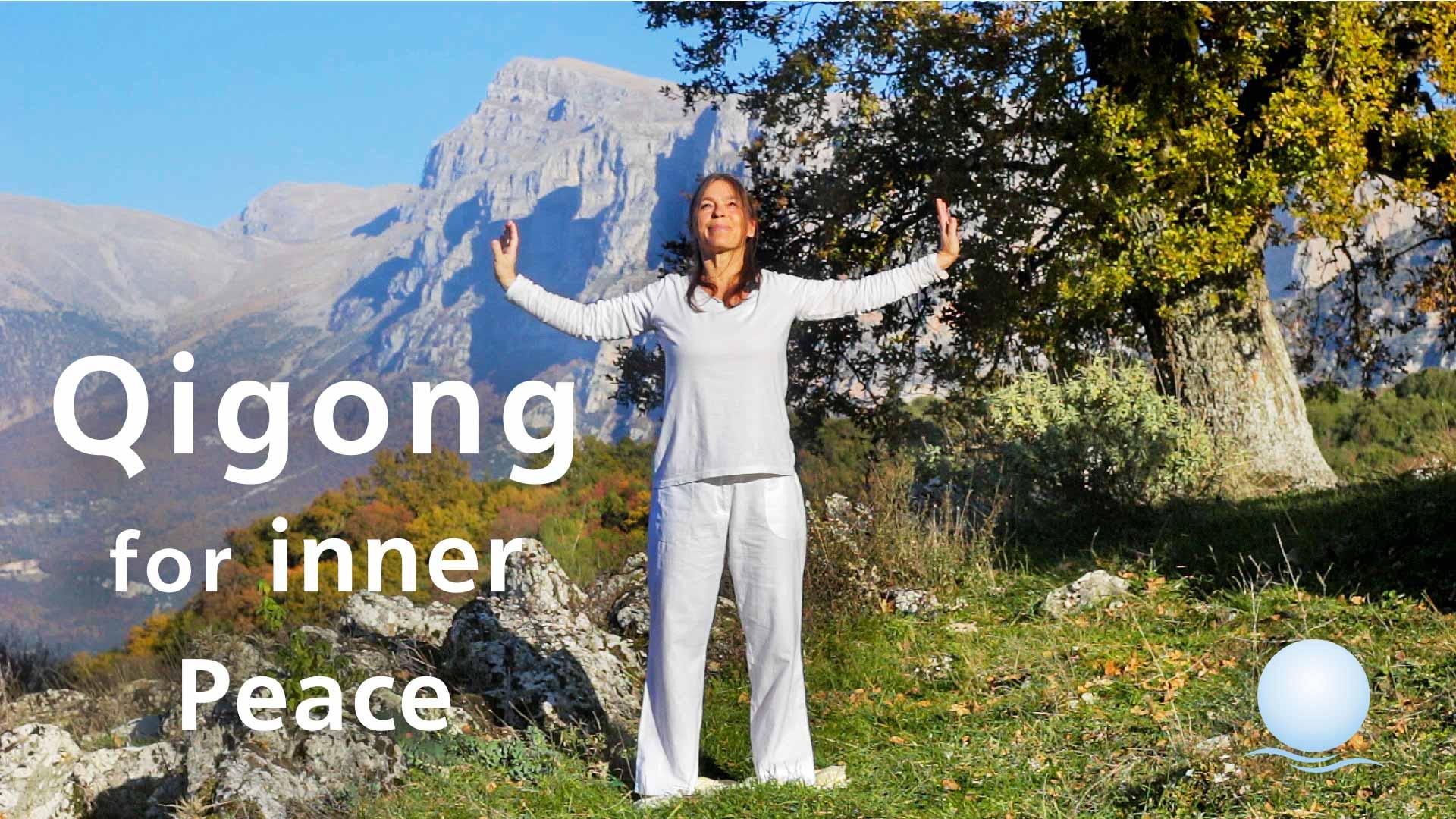 Qigong for inner peace