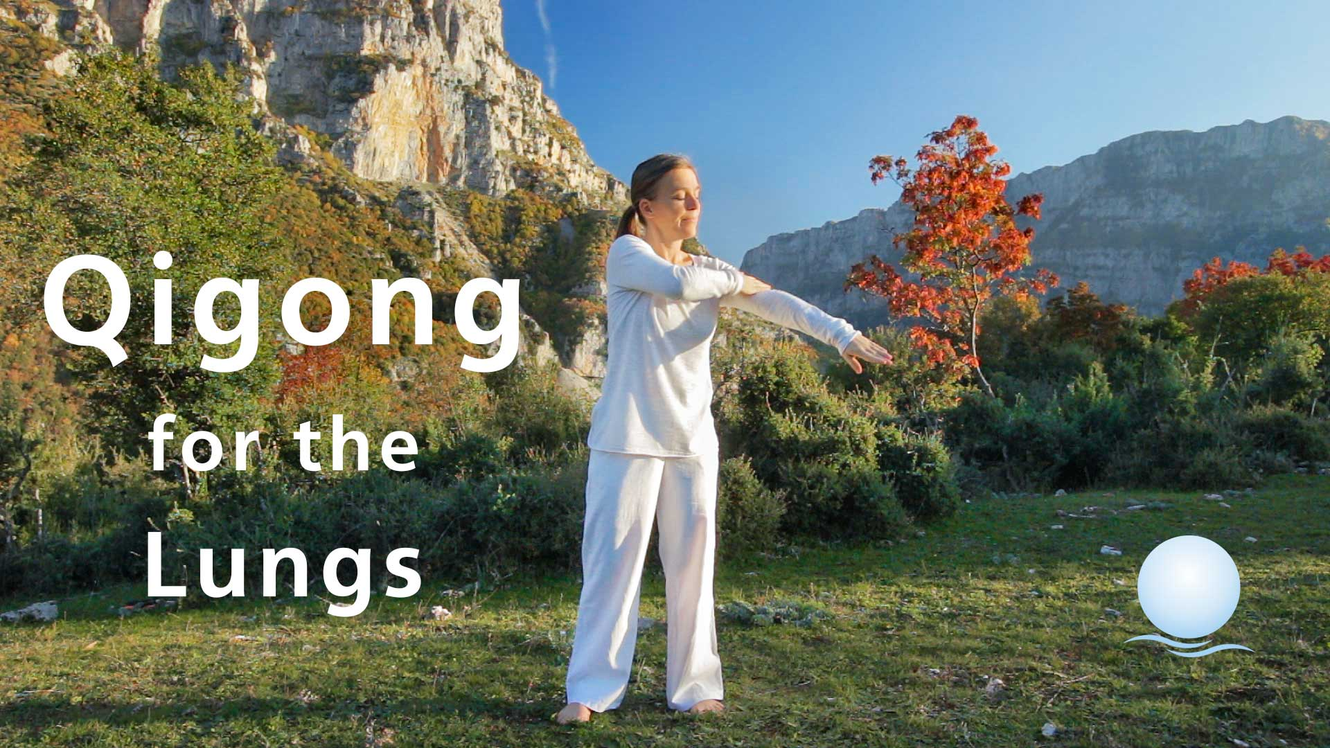 Qigong for the lungs